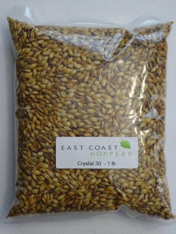 Crystal 30 - East Coast Hoppers