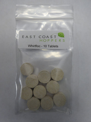 Whirlfloc - 10 tablets - East Coast Hoppers