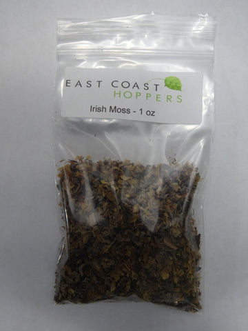 Irish Moss - East Coast Hoppers
