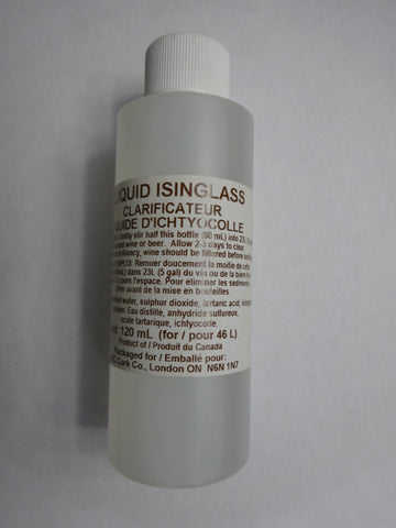 Liquid Isinglass - 4oz - East Coast Hoppers