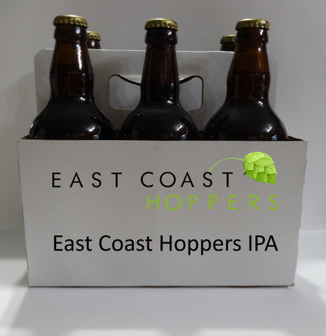 East Coast Hoppers IPA - East Coast Hoppers