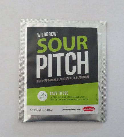 Wildbrew Sour pitch - East Coast Hoppers