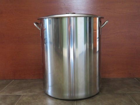 Economy Stainless Steel Pots
