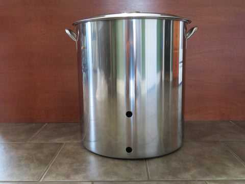 Economy Stainless Steel Kettles - various sizes