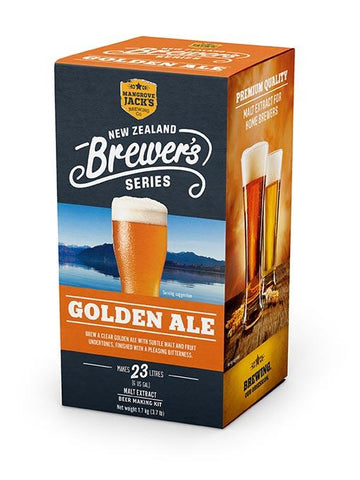 New Zealand Brewer's Series - Golden Ale