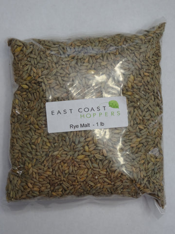 Rye Malt - East Coast Hoppers