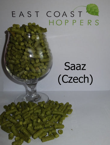 Saaz (Czech) - East Coast Hoppers