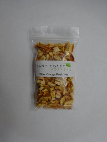Orange Peel, Bitter - 1oz - East Coast Hoppers