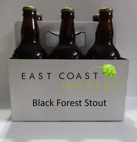 Black Forest Stout - East Coast Hoppers
