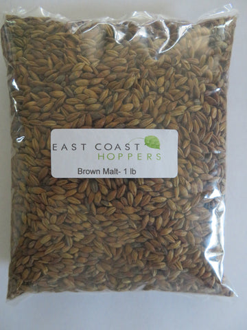 Brown Malt - East Coast Hoppers