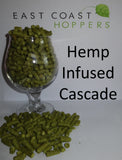 Cascade infused with Hemp