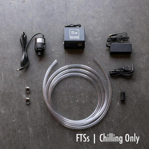 Ss Brewtech FTSs Cooling Kit (controller, pump  & tubing) - East Coast Hoppers