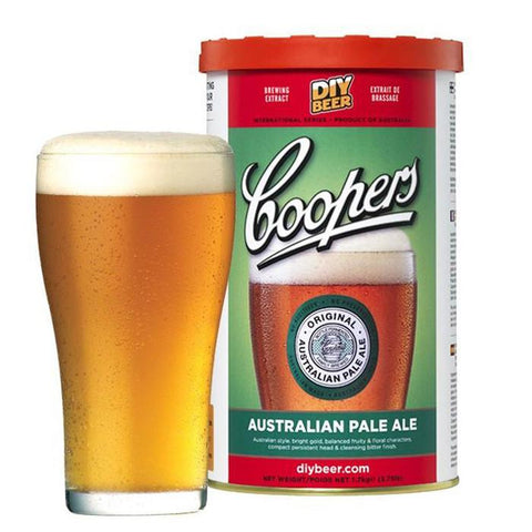 Coopers Extract Kit - Australian Pale Ale