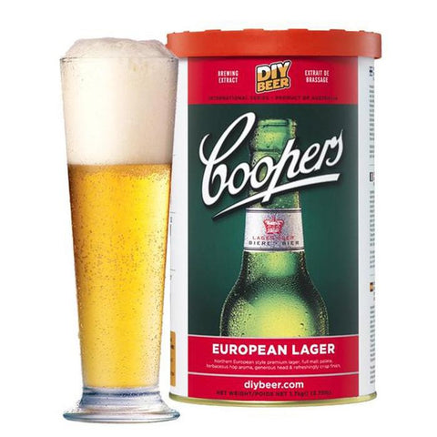 Coopers Extract Kit - European Lager