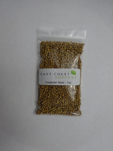 Coriander Seed - 1oz - East Coast Hoppers