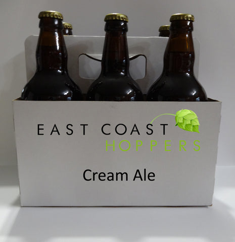 Cream Ale - East Coast Hoppers