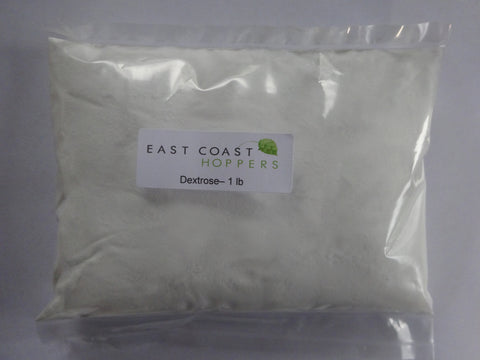 Dextrose (corn sugar) - 1lb (454g) - East Coast Hoppers