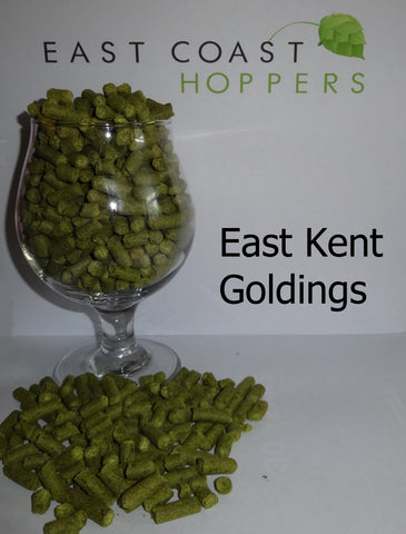East Kent Golding (UK) - East Coast Hoppers