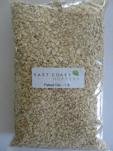 Flaked Oats - East Coast Hoppers