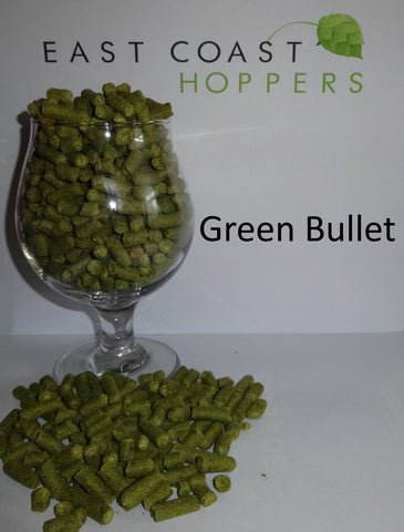 Green Bullet - East Coast Hoppers