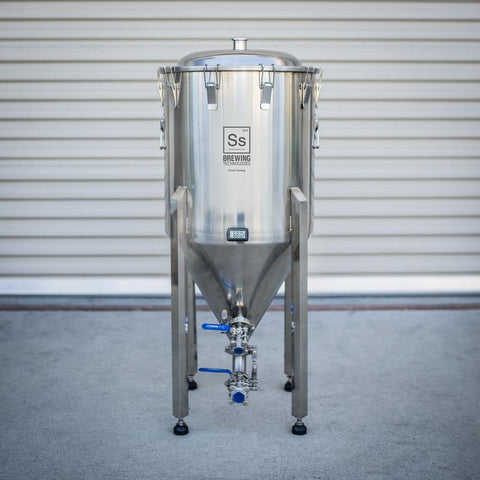 Ss BrewTech Half Barrel Chronical Fermenter - East Coast Hoppers