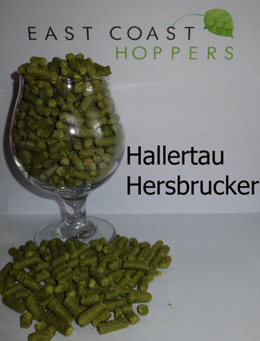 Hallertau Hersbrucker - East Coast Hoppers