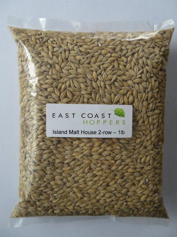 Island Malt House - 2-Row Malt - 1lb