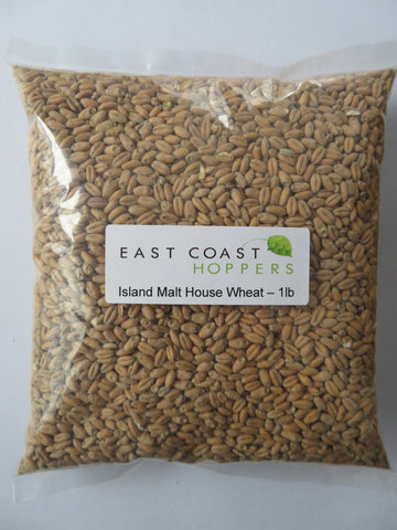 Island Malt House - Wheat Malt - 1lb