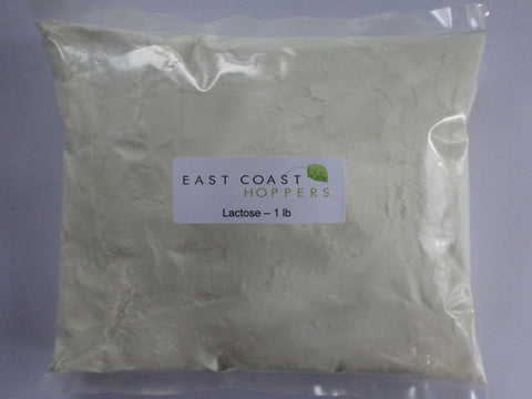 Lactose - 1lb (454g) - East Coast Hoppers