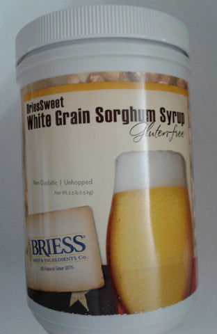 Briess White Sorghum Syrup (LME) - East Coast Hoppers