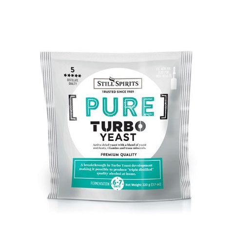 Turbo Yeast - Pure