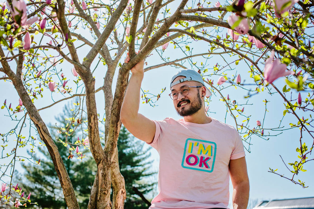 The I'M OK Collection is out now!