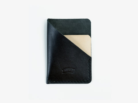 Simple card wallet | mix