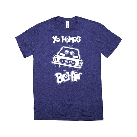 Image of Yo Homes to Bel-Air T-Shirt