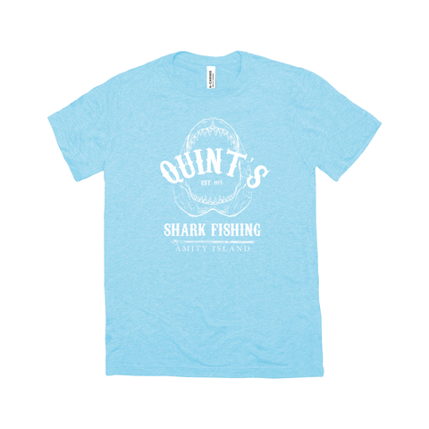Image of Quint's Shark Fishing T-Shirt