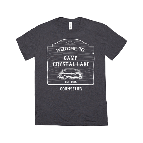 Image of Camp Crystal Lake T-Shirt