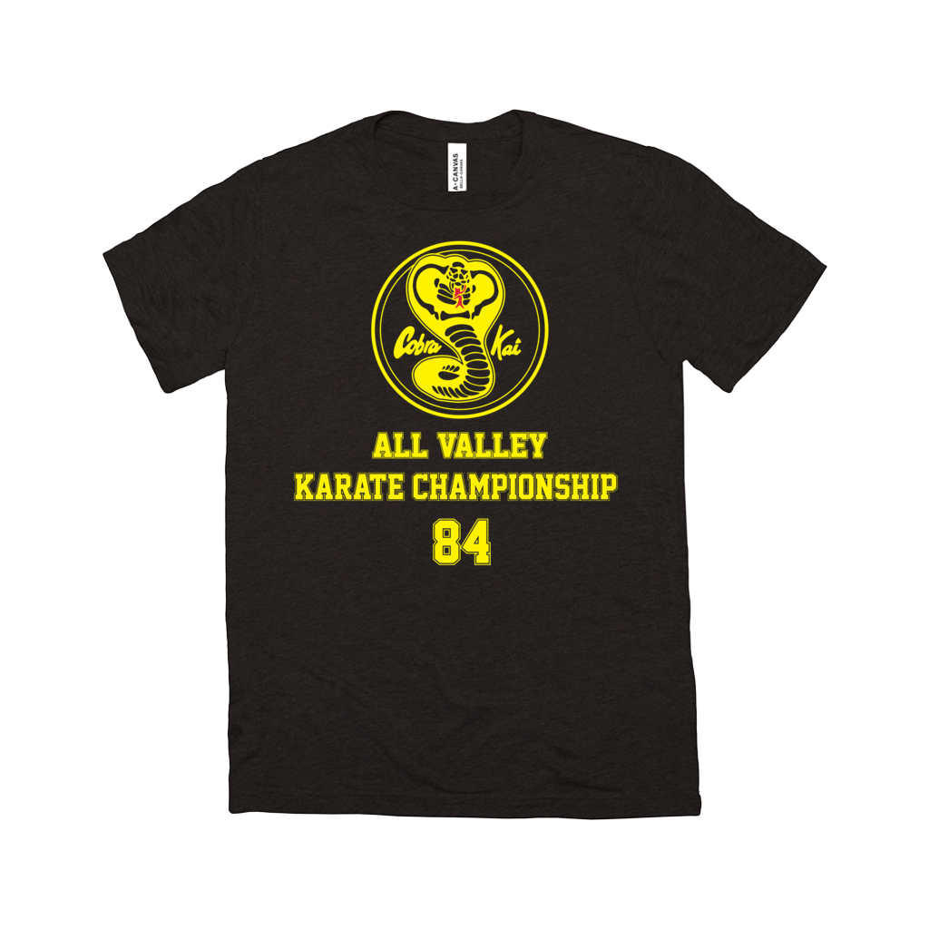 All Valley Karate Championship T-Shirt