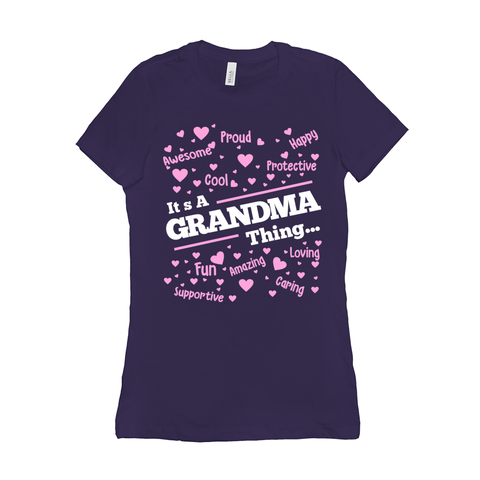 Image of It's a Grandma Thing 2 T-Shirt