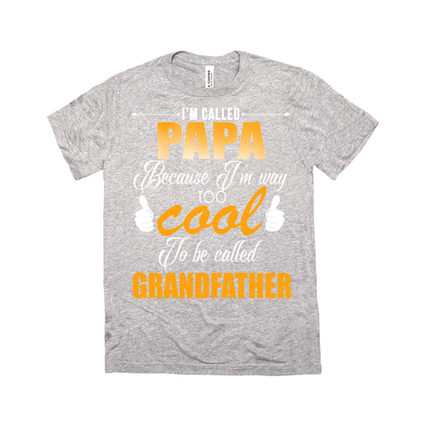 Image of I'm Called Papa T-Shirt