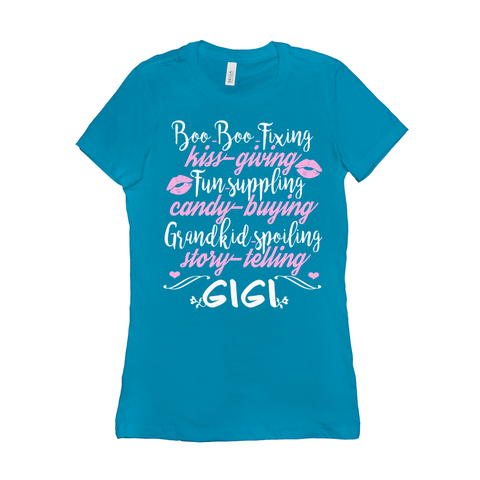 Boo Boo Fixing Gigi T-Shirt