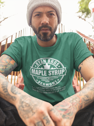 Image of Emerging Maple Syrup Conglomerate T-Shirt
