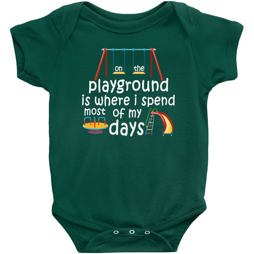 Onesie - On The Playground Onesie