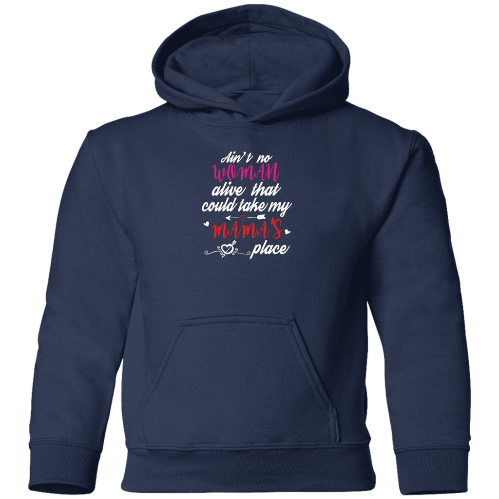 Sweatshirts - Ain't No Woman Alive Toddler Pullover Hoodie