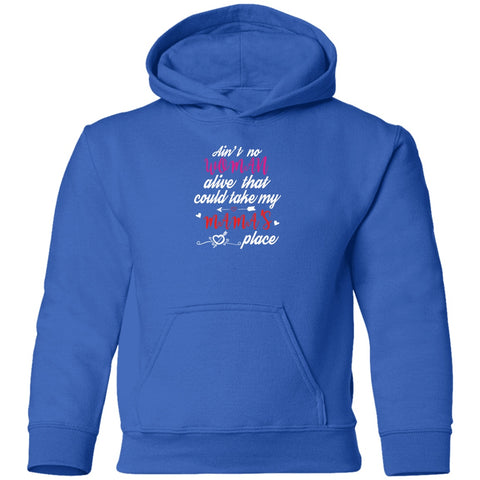 Image of Sweatshirts - Ain't No Woman Alive Toddler Pullover Hoodie