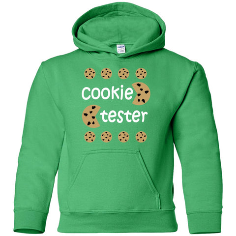 Image of Sweatshirts - Cookie Tester Youth Pullover Hoodie