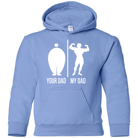 Image of Sweatshirts - Your Dad My Dad Youth Pullover Hoodie