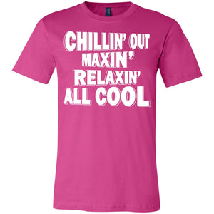 Chillin' Out Maxin' Youth Jersey Short Sleeve T-Shirt