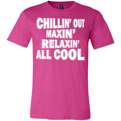 T-Shirts - Chillin' Out Maxin' Youth Jersey Short Sleeve T-Shirt