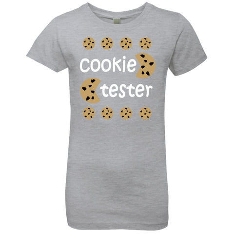 Image of T-Shirts - Cookie Tester Girls' Princess T-Shirt