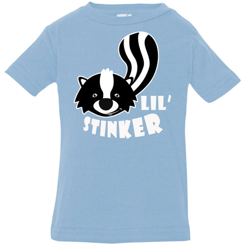 Image of T-Shirts - Lil Stinker Infant Jersey T-Shirt